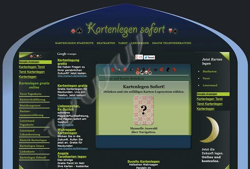online gratis kartenlegen