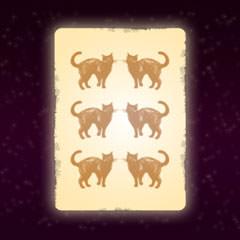 Wahrsagekarten